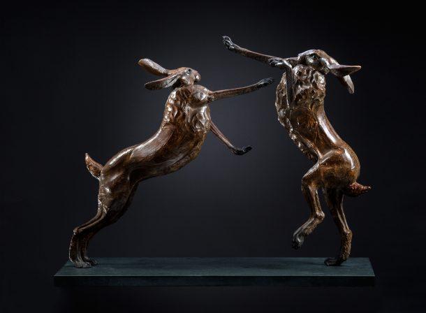 Ian Greensitt Sculptor